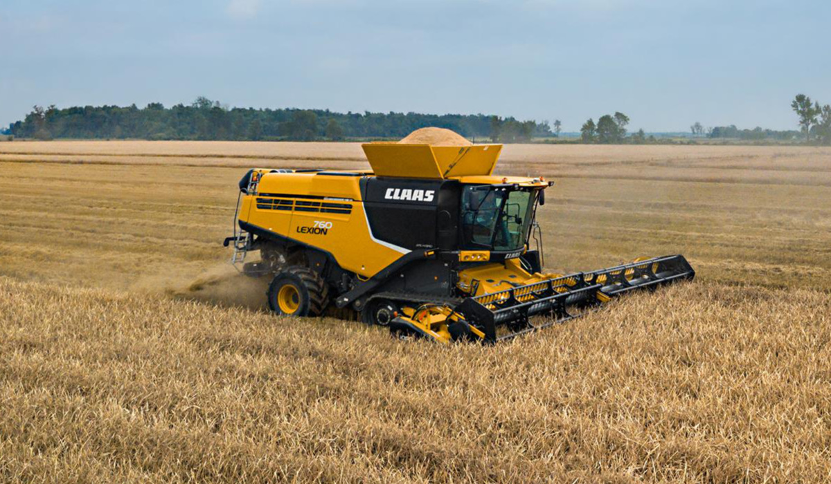 CLAAS Featured